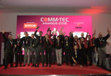 COMM-TEC AWARDS 2018