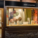 Bang&Olufsen, inaugurato a Courmayeur il primo pop-up store
