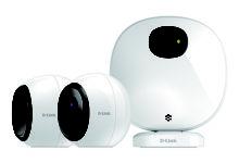DCS-2802, il primo kit di videocamere D-Link totalmente wireless