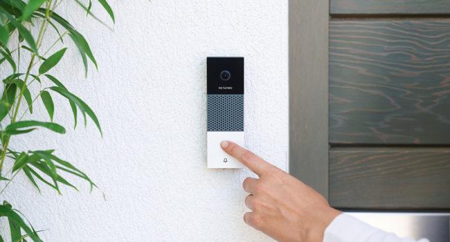 Netatmo Doorbell, il campanello intelligente apre la porta a Siri