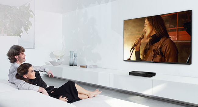 Panasonic UB450/UB150: spettacolo a 360° grazie a HDR10+ e Dolby Vision™