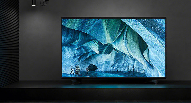 Sony espande la Serie MASTER: ecco i TV LED Full-Array 8K HDR e OLED 4K HDR