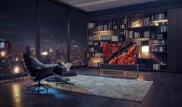 La nuova generazione di TV LG OLED diventa arrotolabile