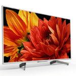 Sony amplia la sua gamma di Android TV con tre nuove serie HDR