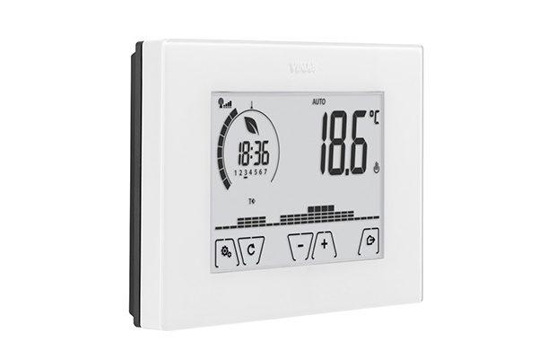 ClimaThermo Vimar, il termostato per vivere la casa smart
