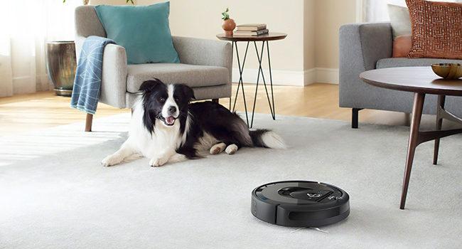 iRobot Roomba i7+, mapping e mopping no stress