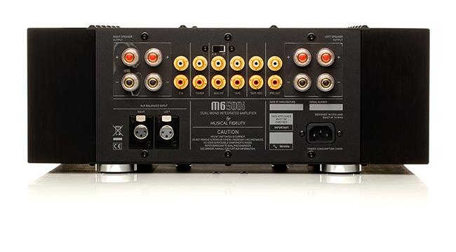 Musical Fidelity M6s 500i 2