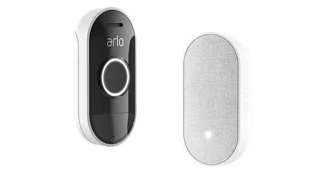 Con Arlo Audio Doorbell e Chime la smart home è realtà