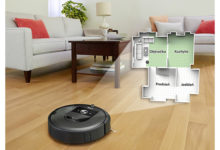 iRobot Roomba i7+ si aggiudica il Red Dot e iF Design Award 2019