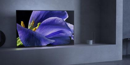 Sony TV OLED HDR 2019, in consegna nei negozi la serie AG8