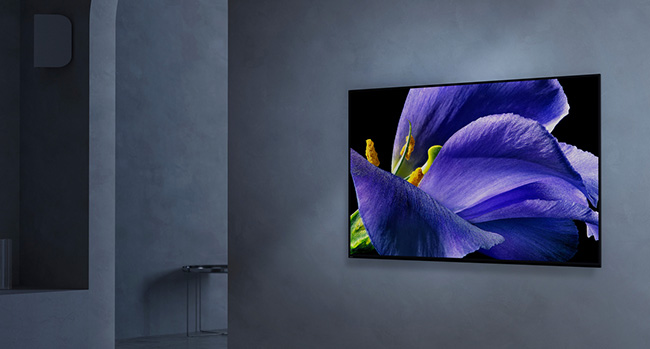 Sony TV OLED 2019