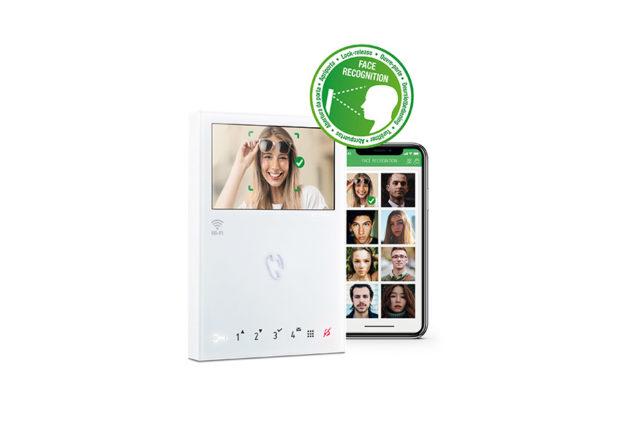 Comelit Face Recognition, al videocitofono basta uno sguardo