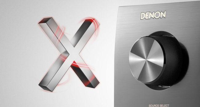 Denon AVR-X1600H e AVR-X2600H: i nuovi receiver HT per il 2019