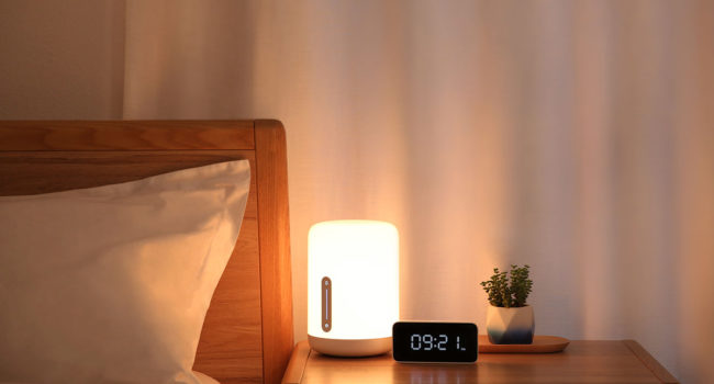 Xiaomi Mi Air Purifier 2H e Bedside Lamp 2, più flessibilità col controllo vocale