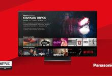 I televisori Panasonic 2019 certificati per lo streaming Netflix