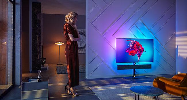 Philips, due nuovi modelli OLED ridefiniscono il concetto di TV Premium