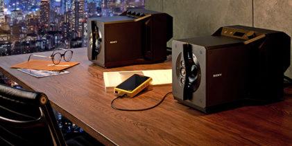Sony Near Field SA-Z1, la Signature accoglie i suoi meritati speaker