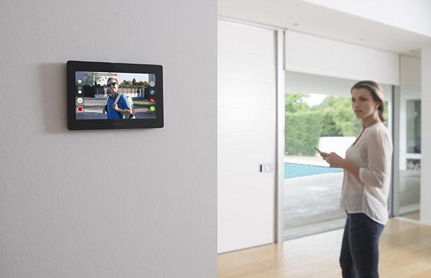 XTS, il nuovo videocitofono smart e touch a marchio Came BPT