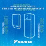 Daikin Altherma H Hybrid e Altherma 3 H HT, il risparmio è evidente