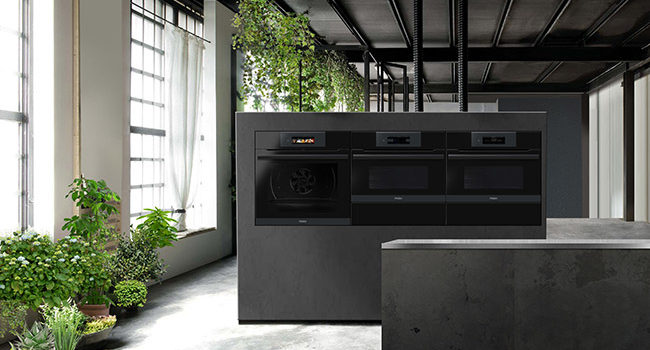 Haier Built-in: la cucina del futuro è con i forni connessi in Wi-Fi