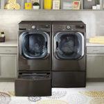 LG ThinQ AI DD: con l'intelligenza artificiale la lavatrice non sbaglia mai