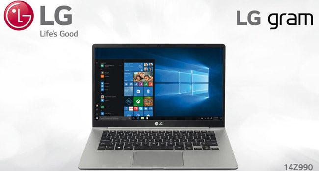 LG Gram, i PC portatili ultraleggeri arrivano sul mercato italiano