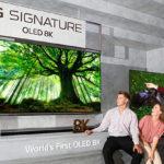 LG inizia la commercializzazione dei primi TV OLED e NanoCell 8K