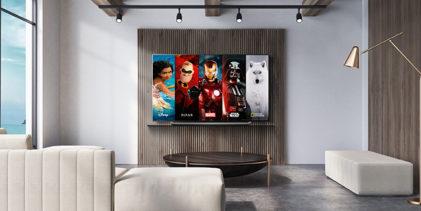 Disney+ disponibile sui televisori LG dal 2016 in poi con webOS