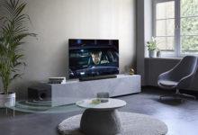 Soundbar Panasonic: l'home theater passa anche da qui