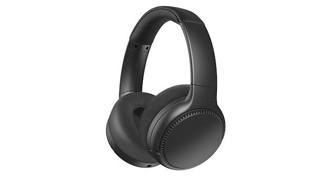Cuffie wireless Panasonic: bassi profondi e comfort anche dopo ore di ascolto