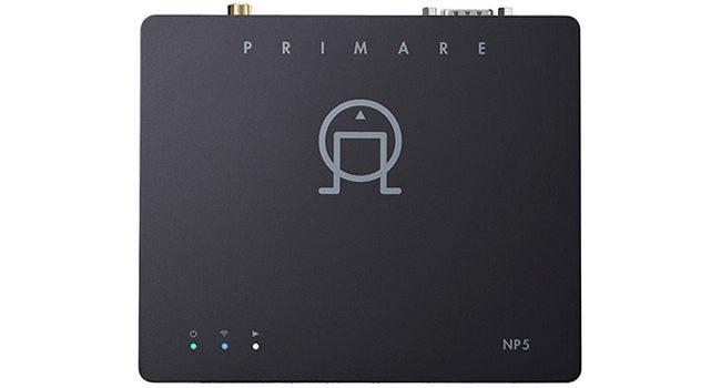 Primare NP5, un network player avanzato debutta nella Serie Prisma