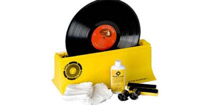 Pro-Ject Spin Clean Mk II: la migliore pulizia manuale per i tuoi dischi