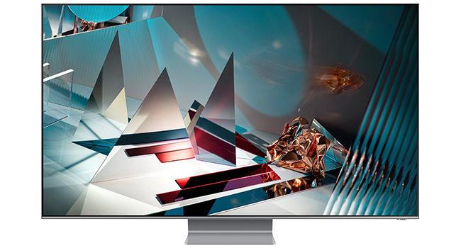 Samsung: svelata la gamma TV QLED e home entertainment 2020
