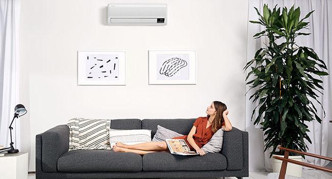 Samsung presenta il nuovo Wind-Free, climatizzatore still-air con IA