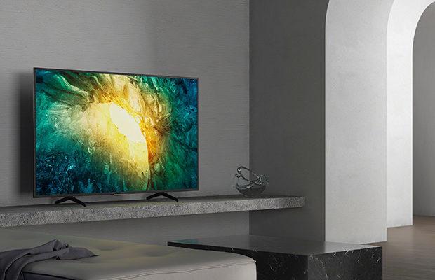 Sony ufficializza la disponibilità dei TV 4K HDR X70, XH80 e XH81