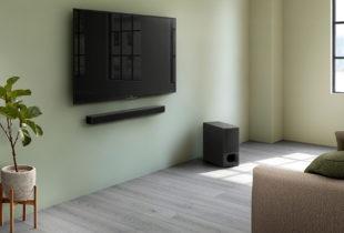 Soundbar Sony HT-S350: 5 canali virtuali  ma non troppo