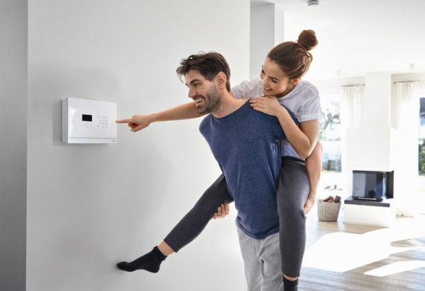 Casa Aumentata, la soluzione ABB per comfort, efficienza energetica e sicurezza