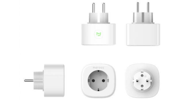 Meross smart plug: consumi sotto controllo e funzioni intelligenti