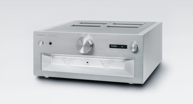 "Technics, nuovo ampli integrato ""full digital"" e un nuovo ""all in one"""