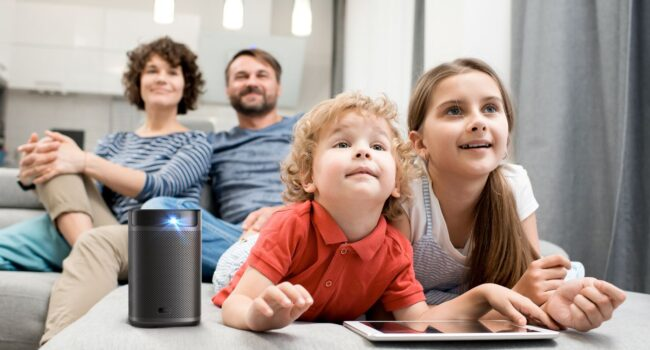 Attiva annuncia il lancio sul mercato italiano del proiettore portatile XGIMI MoGo Pro+