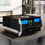 McIntosh, nuovo amplificatore integrato ibrido MA12000