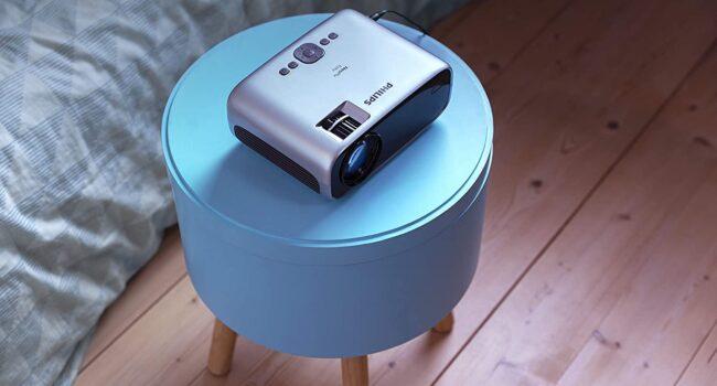 Proiettori portatili Philips, il look alternativo dell'Home Entertainment