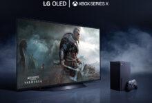 LG OLED TV E XBOX SERIE X INSIEME PER L'ESPERIENZA DI GIOCO