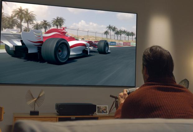 Il Laser TV Hisense porta l'esperienza cinematografica a casa