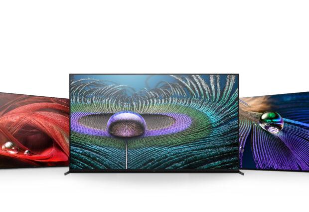 "Arrivano i nuovi display BRAVIA XR 8K LED, 4K OLED e 4K LED con l'innovativo ""Cognitive Processor XR"""