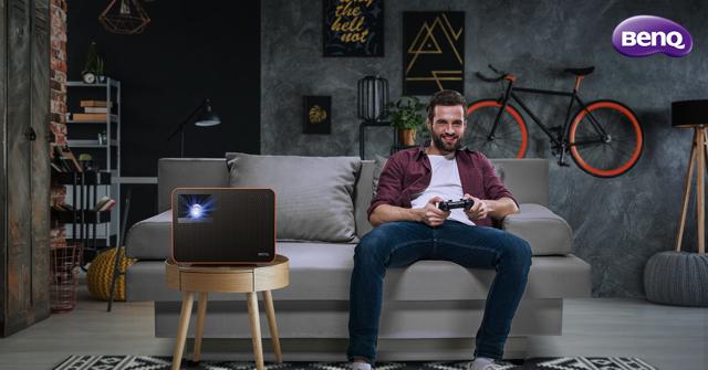 Presto in Italia il primo videoproiettore gaming 4 LED: BenQ X1300i