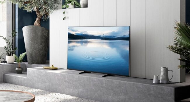 Nuovi Panasonic TV OLED e LED