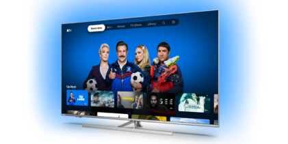 L'app APPLE TV arriva sui TV Android di Philips