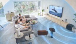 Sony presenta HT-A9, la nuova frontiera dell'audio surround
