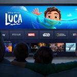 Disney+ arriva sui TV Panasonic